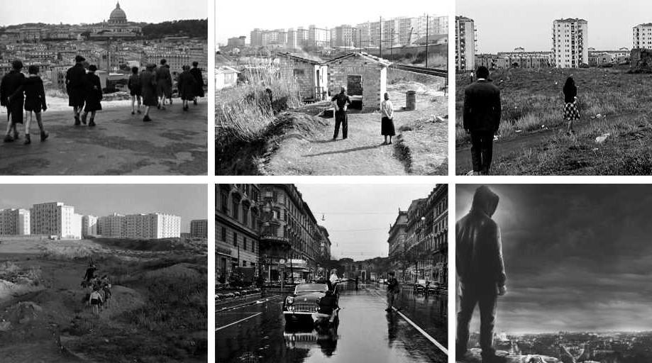 """Ciclo di slowtalk """"Roma e il cinema"""""""